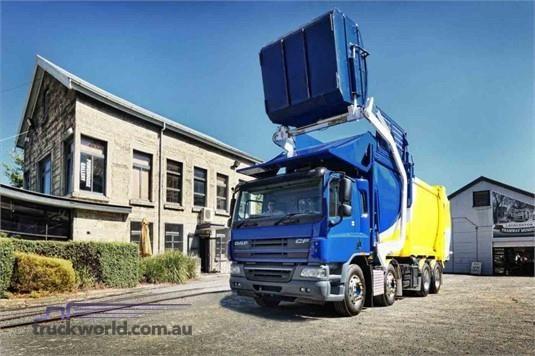 DAF FT CF75 4x2 Prime Mover Sleeper Cab
