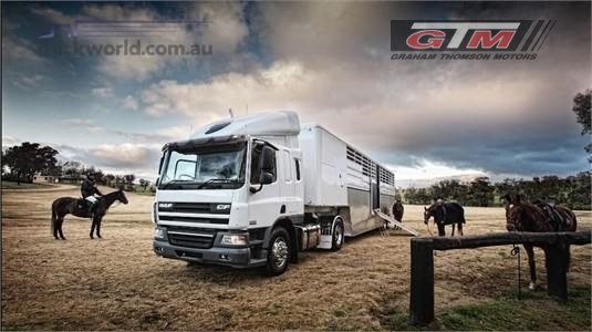 DAF FT CF75 4x2 Prime Mover Space Cab