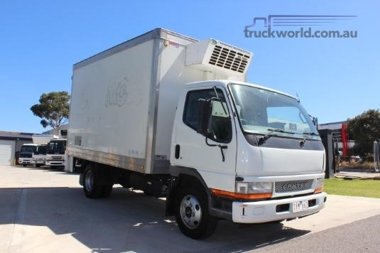 2002 Mitsubishi Canter - Trucks for Sale