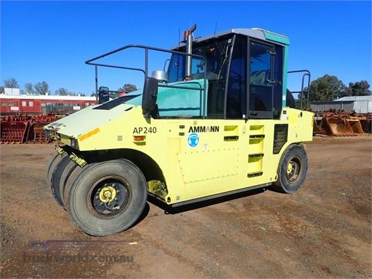 2011 Ammann AP240 - Heavy Machinery for Sale