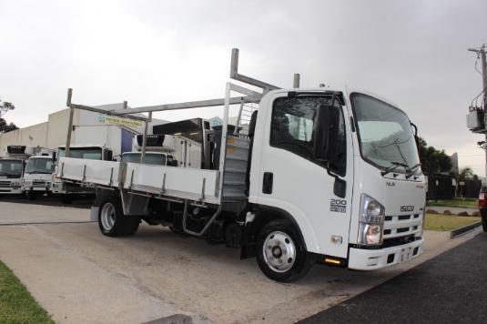 2009 Isuzu NLR 200 Tradepack - Trucks for Sale