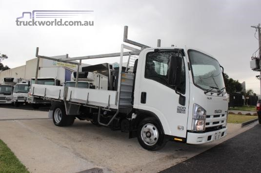2009 Isuzu NLR 200 Tradepack Trucks for Sale