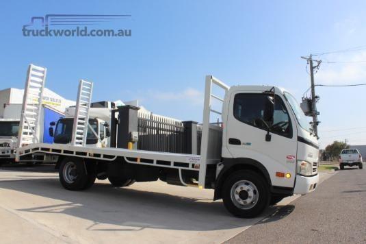 2007 Hino 300 Series 916 Long Trucks for Sale