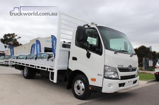 2014 Hino 300 Series 716 Medium Trucks for Sale