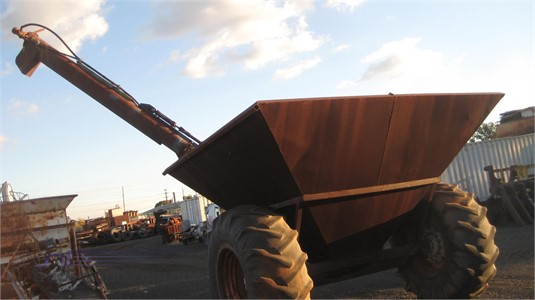 2010 Homemade CHASER BIN Trailers for Sale