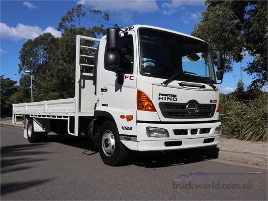 2016 Hino 500 Series Suttons Trucks - Trucks for Sale