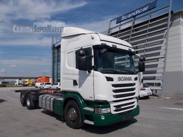Scania G490 used