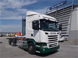 Scania G490  Usato