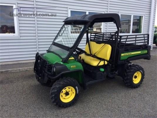 2014 John Deere Gator XUV 855D Farm Machinery for Sale