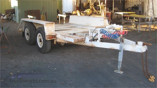 1985 Homemade Plant Trailer Trailers for Sale
