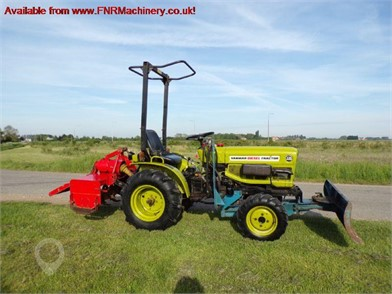 Used YANMAR Farm Equipment for sale in the United Kingdom - 1