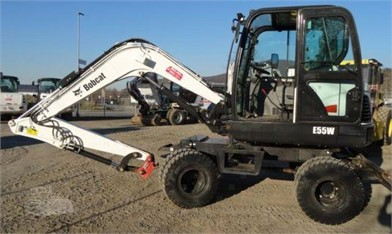 BOBCAT E55W For Sale - 3 Listings | MachineryTrader com - Page 1 of 1