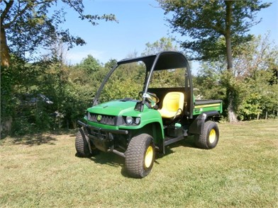 John Deere Gator Hpx For Sale 52 Listings Tractorhouse Com