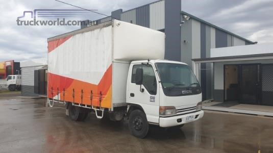 2002 Isuzu NPR 250 Trucks for Sale