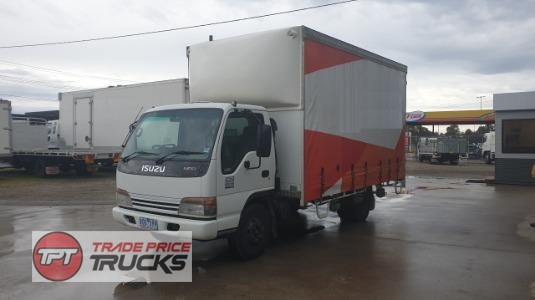 2002 Isuzu NPR 250 Trade Price Trucks - Trucks for Sale