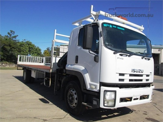 2008 Isuzu other Trucks for Sale