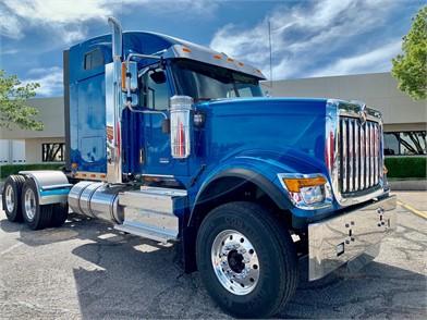 INTERNATIONAL HX Conventional Trucks W/ Sleeper For Sale