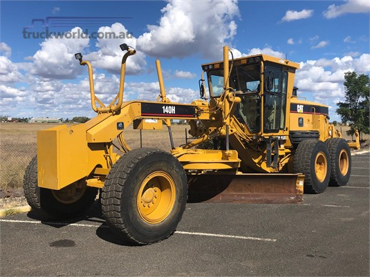 2007 Caterpillar 140H - Heavy Machinery for Sale