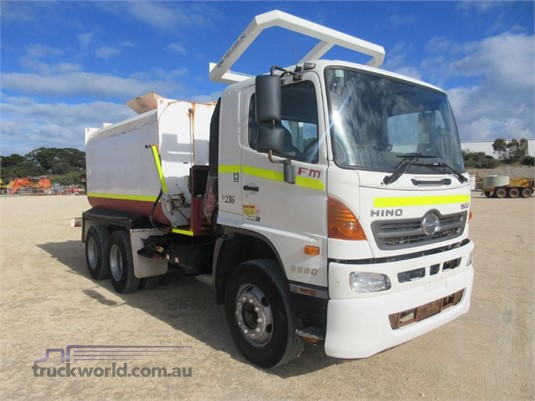 2011 Hino FM1J - Trucks for Sale