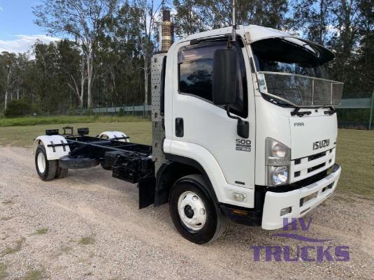 2009 Isuzu FRR 500 AMT Hunter Valley Trucks - Trucks for Sale