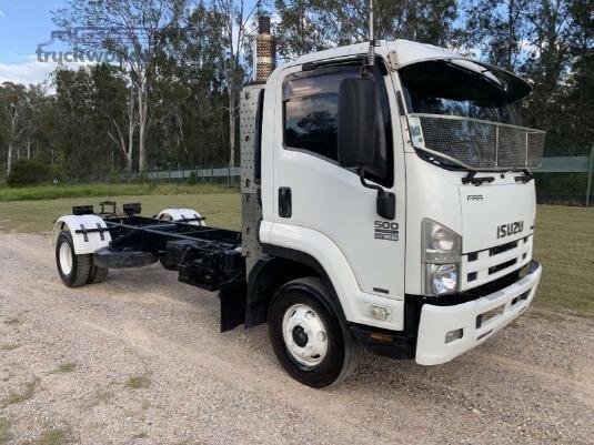 2009 Isuzu FRR 500 AMT Trucks for Sale