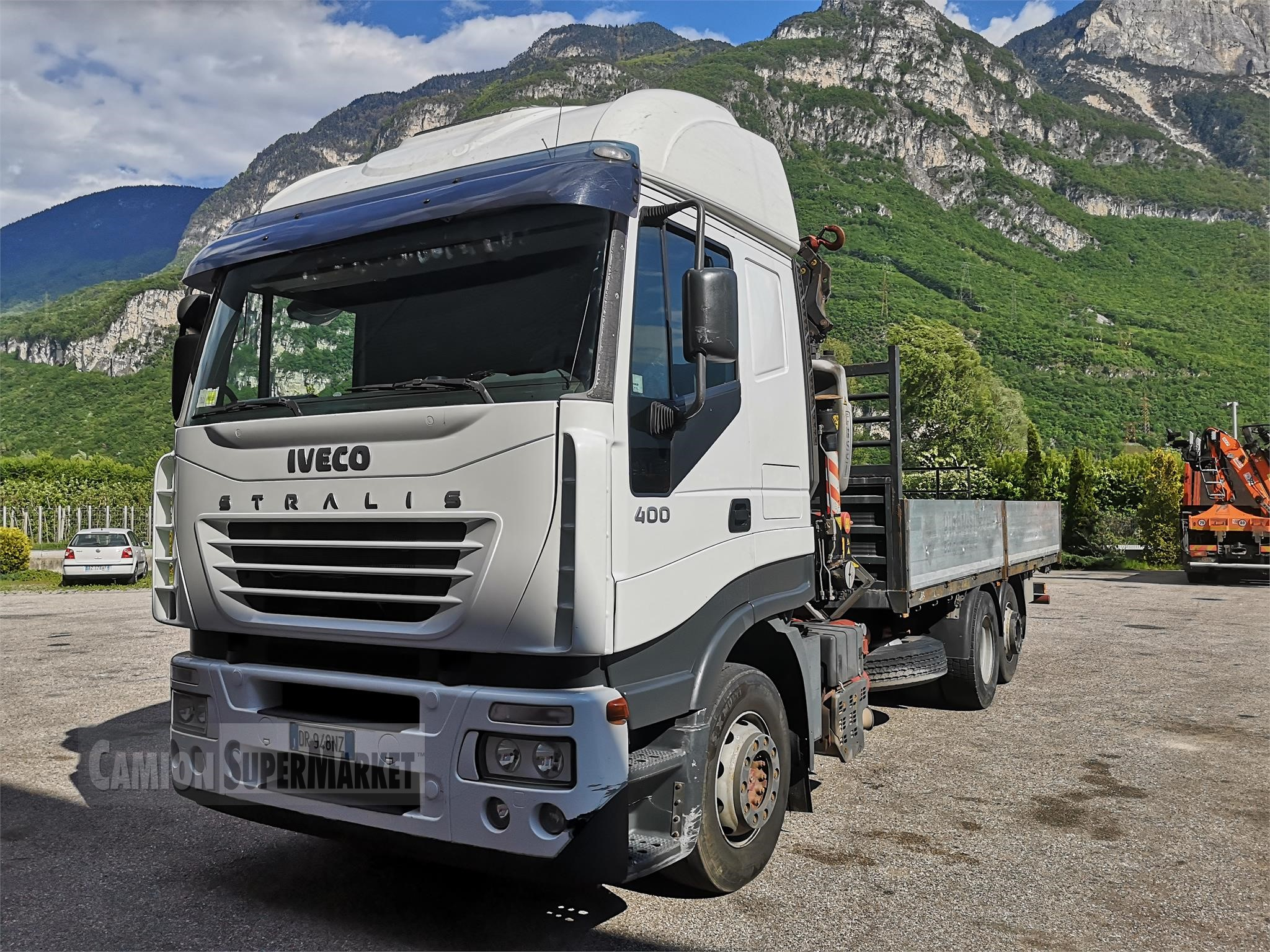 Iveco STRALIS 400 used 2004