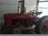 International Harvestor H Tractor