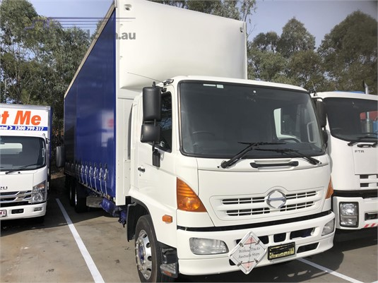 2011 Hino 500 Series - Trucks for Sale