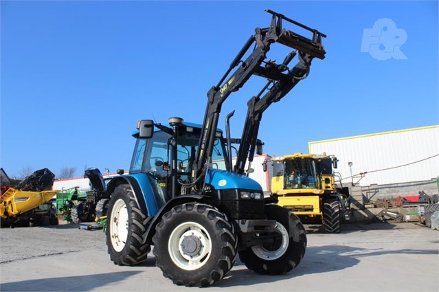Used 2001 NEW HOLLAND TS110 For Sale in Cashel, Ireland (ID