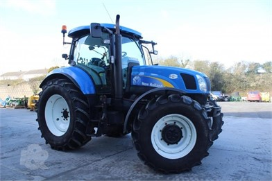 NEW HOLLAND T6080 for sale in Ireland - 12 Listings | Farm and Plant