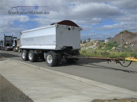 2007 Tefco Tipper Trailer Trailers for Sale