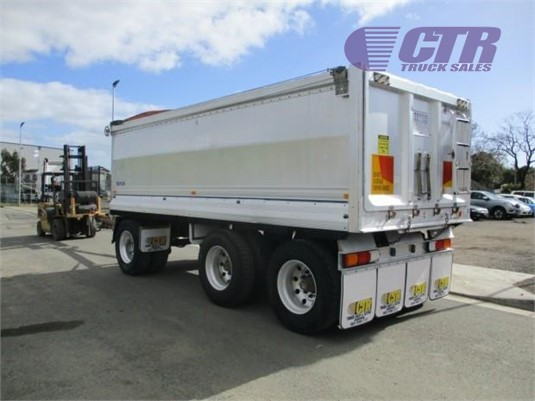 2007 Tefco Tipper Trailer CTR Truck Sales - Trailers for Sale