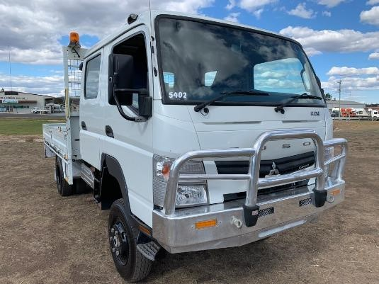 2013 Mitsubishi Canter 4x4 - Wrecking for Sale
