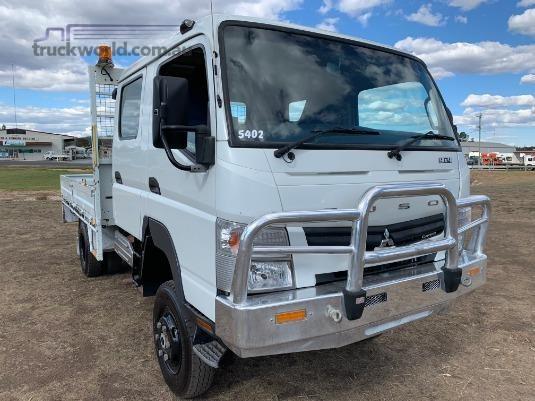 2013 Mitsubishi Canter 4x4 Trucks for Sale