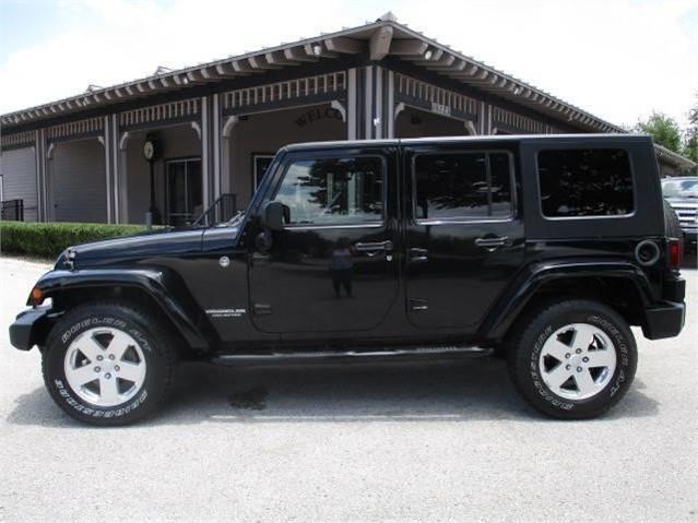 2008 Jeep Wrangler For Sale >> 2008 Jeep Wrangler For Sale In Oakland Florida