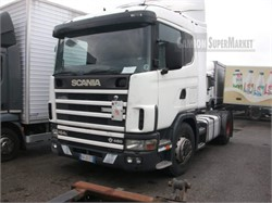 SCANIA R164L480  used