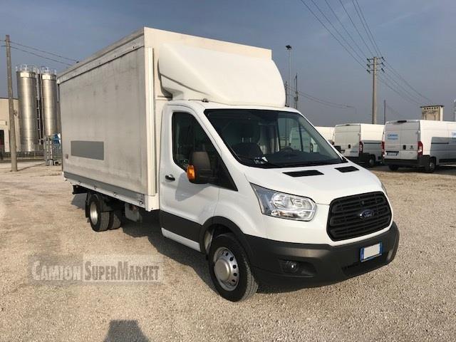 Ford TRANSIT Usato 2015
