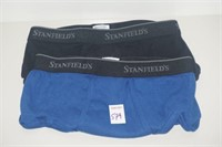 STANFIELD'S 2PACK SMALL MENS UNDERWEAR