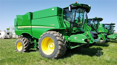 JOHN DEERE S790 For Sale - 65 Listings | TractorHouse com - Page 1 of 3