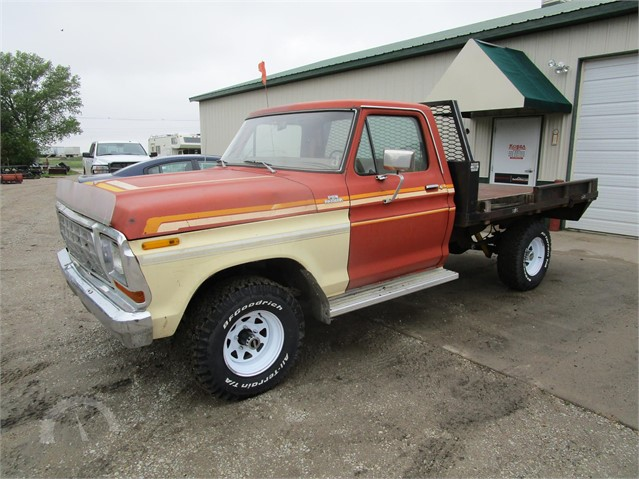 1978 Ford Truck >> Lot 3941 1978 Ford F150