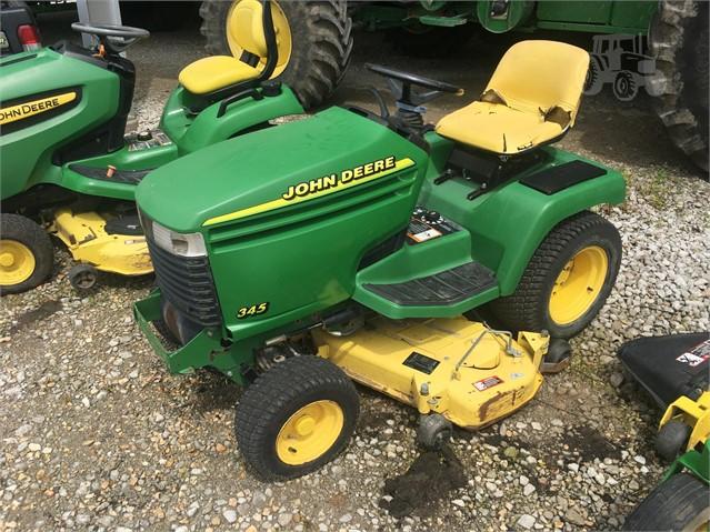 John Deere 345 >> 1997 John Deere 345 For Sale In Mound City Missouri