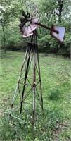 Vintage Electric Machine Co. Ornamental Windmill