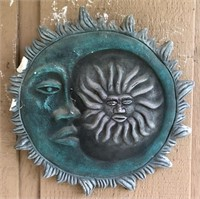 Decorative items on porch