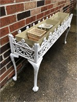 Decorative Metal Flower Stand