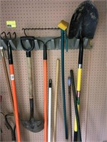 Large Lot Of Yard and Garden Tools