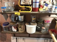 Contents Of Shelf  Includes Fire Extinguisher,