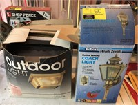 Outdoor Light Lot
