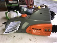 "Remington 3.5 HP 16"" Electric Chainsaw"
