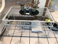 Iron Decorative Coffee Table