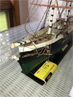 Sovereign Of The Seas Ship Model